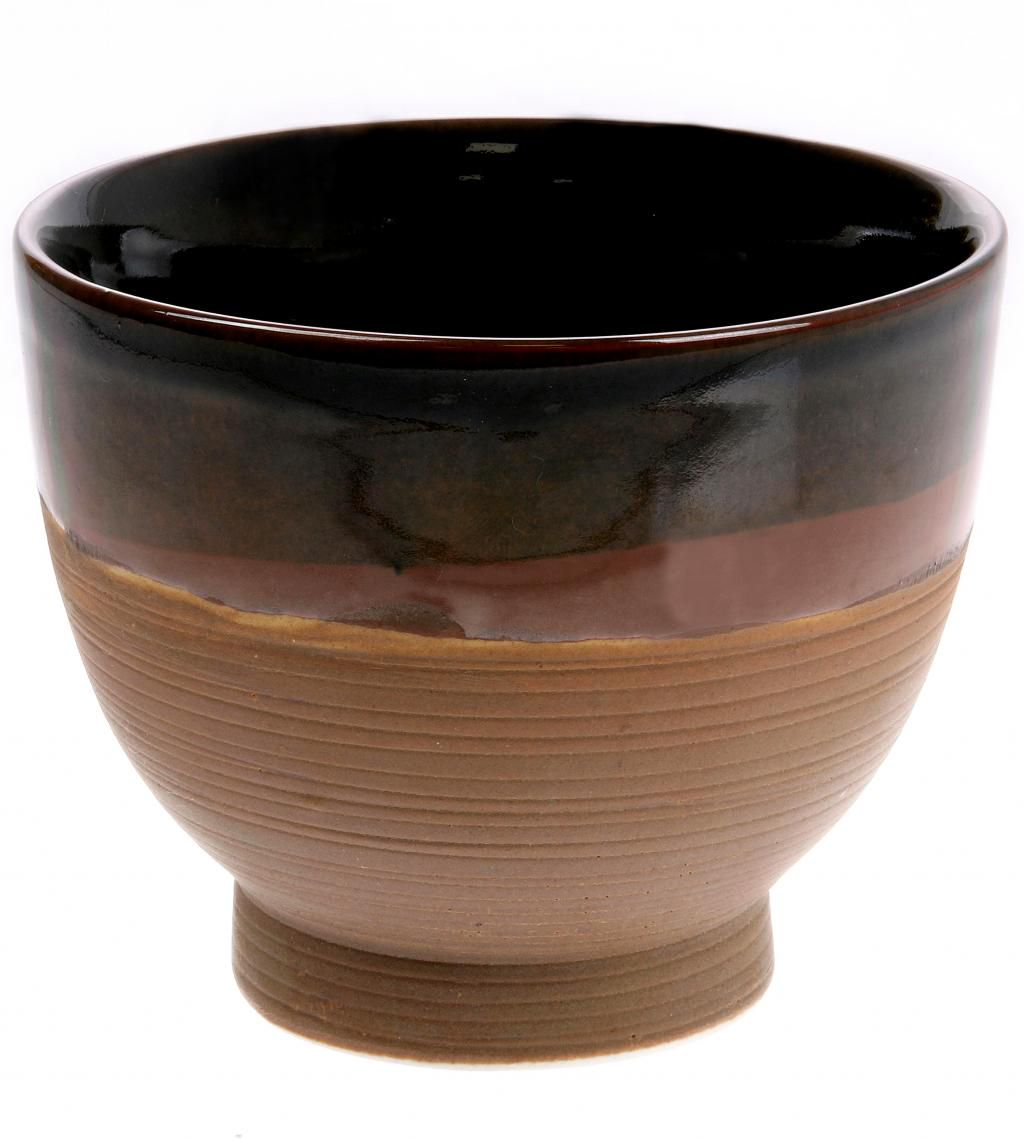 suppentasse kyoto keramik braun hk living kaufen. Black Bedroom Furniture Sets. Home Design Ideas